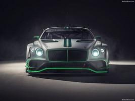 نسخه ای خاص از بنتلی کانتیننتال GT برای مسابقات  GT3+ تصاویر