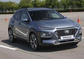 ورود هیوندای کونا 2018 به بازار آمریکای شمالی   خودرو