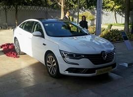 خودروی جدید رنو ، تلیسمان در ایران معرفی شد