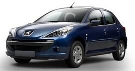 پیش فروش خودرو 207 جدید از سوی ایران خودرو