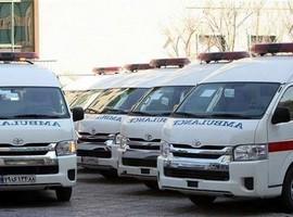 در سال جاری هیچ آمبولانسی توسط وزارت بهداشت از گمرک ترخیص نشده
