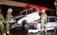 مرگ 17 هزار ایرانی در تلفات جادهای