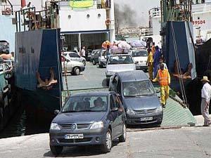 اعلام شرایط ورود خودرو به جزیره کیش در ایام نوروز