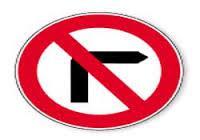 جریمه 200هزار تومانی گردش به چپ یا راست در تقاطع ها