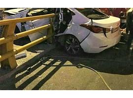 تحلیل عوامل حادثه تصادف مرگبار هیوندای النترا در مشهد