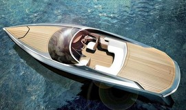 قایق لوکس استون مارتین، تحویل اولین مشتری شد