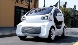 تولید نخستین خودروی الکتریکی با چاپ 3 بعدی + تصاویر