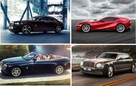 معرفی گرانترین خودروها در روسیه