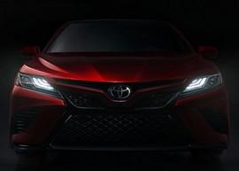 پرفروشترین خودرو در بازار آمریکا ؛ تویوتا کمری 2018
