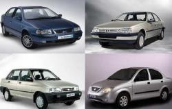 جدول قیمت های عجیب و غریب خودروهای داخلی در بازار