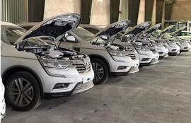 با وجود ممنوعیت ، بیش از ۱۲۰۰ خودرو در یک ماه وارد شد!