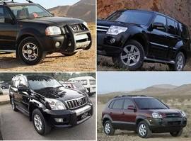 آشنایی با 7 خودروی جانسخت در ایران