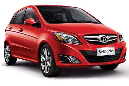 لیزینگ ملت شرایط فروش اقساطی خودرو سابرینا را اعلام کرد