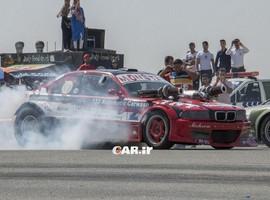 گزارش مرحله دوم مسابقات شتاب (درگ) قهرمانی کشور / معرفی سریعترین خودرو ایران