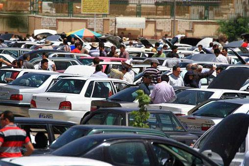 پلاک ۹۳، بهانه جدید برای فریب فروشندگان خودرو