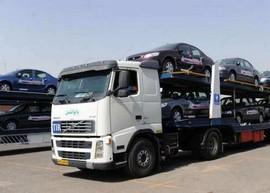 متوقف شدن  صادرات خودروی ایرانی به عراق