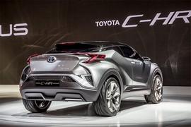 ورود تویوتا C-HR به بازار مالزی با موتوری قوی تر از ایران