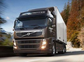 تولید مجدد نسل جدید کامیونهای ولوو FM در سایپا دیزل