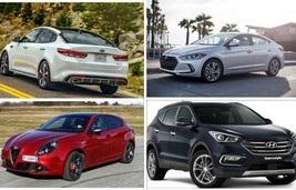 حضور تعدادی از ایمنترین خودروهای جهان در خیابانهای ایران