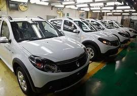 فروش خودروهای رنو فرانسه در ایران رشد 18 درصدی داشت