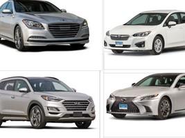 معرفی با کیفیت ترین خودروهای تولیدی خودروسازان آسیایی + عکس