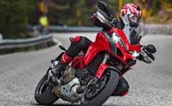 نگاهی به موتورسیکلت دوکاتی مالتی استرادا