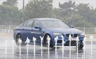 احداث پیست رانندگی تست خودرو در کره توسط BMW