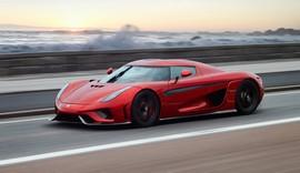ساخت خودرویی با شتاب باورنکردنی توسط کوئینگزگ