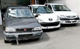 قیمتهای سرسام آور در رکود سنگین بازار خودروی تهران + جدول