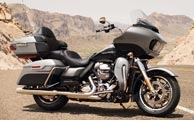 لذت بخش ترین رانندگی با موتورسیکلت جدید هارلی دیویدسون