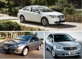 بررسی و مقایسه 3 خودروی چینی محبوب بازار ایران + عکس