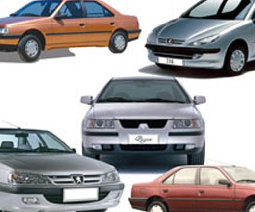 ادامه نوسان قیمت در خودروهای داخلی امروز سهشنبه در بازار تهران
