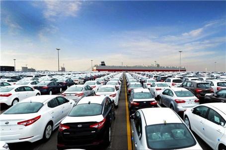 توقف ترخیص ۴۵۰۰ خودرو ثبت سفارش شده غیر قانونی در گمرک