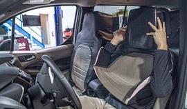 رانندهای به شکل صندلی؛ راهکاری برای مطالعهی فناوری خودران در خیابان