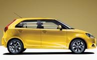 پیش فروش خودروی ام جی 3 (MG 3) آغاز شد