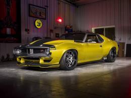متفاوت ترین خودرو در نمایشگاه سما متعلق به Ringbrothers می باشد