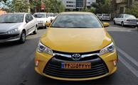 100 تاکسی هیبریدی در تهران فعالیت می کند
