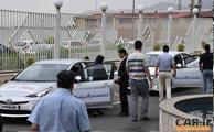 تست درایو تویوتا پریوس در نمایندگی ایرتویا در تهران