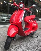 آشنایی با موتورسیکلت 200 میلیونی وسپا در ایران + عکس
