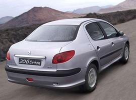 فروش اقساطی پژو 206 صندوقدار SD V8 با مشارکت لیزینگ ایرانیان