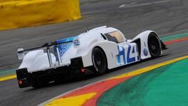 معرفی اولین خودروی هیدروژنی مسابقات لمانز ؛ گرین GT LMPH2G + تصاویر