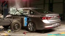 ایمنی خودروی رنو تلیسمان چقدرمی باشد؟