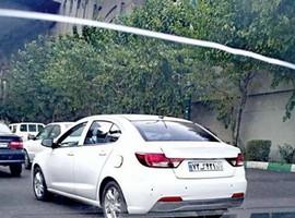 آغاز تست های فنی خودروی جدید سایپا در جاده ها