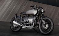 موتورسیکلت ER Voltron  با قوای بامو، شکارچی آینده