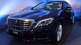 4 دستگاه بنز S400 به ناوگان تشریفات وزارت خارجه اضافه شدند