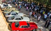 گردهمایی خودروهای مرسدس بنز ایران برگزار شد + گزارش تصویری