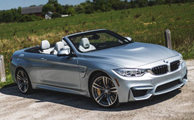 تست و بررسی BMW M4 کابریولت با گیربکس دستی