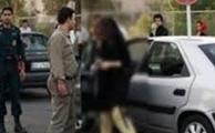 خودروی زنان بد حجاب توقیف می شود