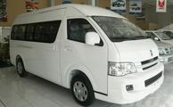 خودروی ون هایس توسط پارس خودرو عرضه می شود
