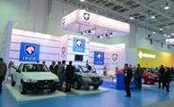 نمایش محصولات ایران خودرو در قزاقستان